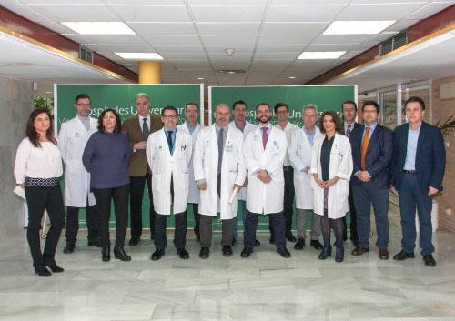 Medio centenar de profesionales de la coordinación de trasplantes de las provincias de Huelva y Sevilla se han reunido en unas jornadas de actualización y puesta al día en donación renal.