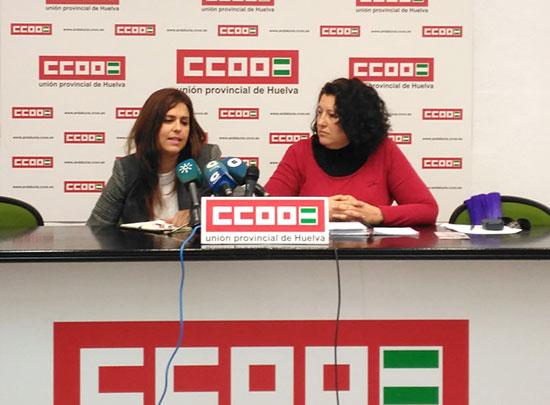 COO ha anunciado hoy, en rueda de prensa, la huelga convocada en la empresa SAMU.