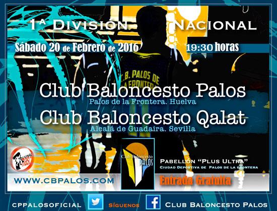 CB Palos-CB Qalat