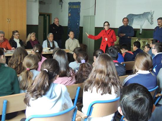 Imagen de una actividad con menores del Ayuntamiento de Huelva.