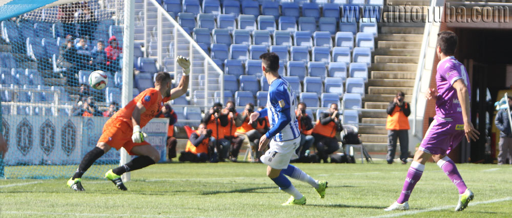 Recreativo de Huelva 2-2 Real Jaén CF