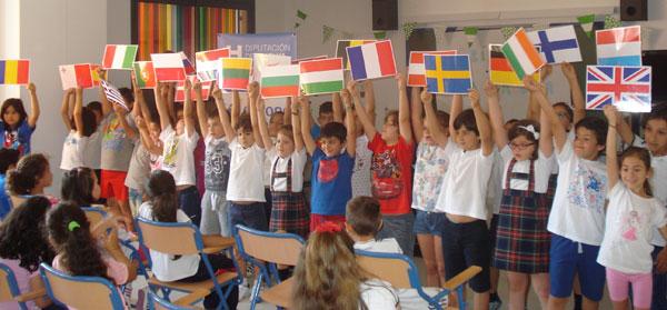 Imagen de una actividad del Programa Europe Direct
