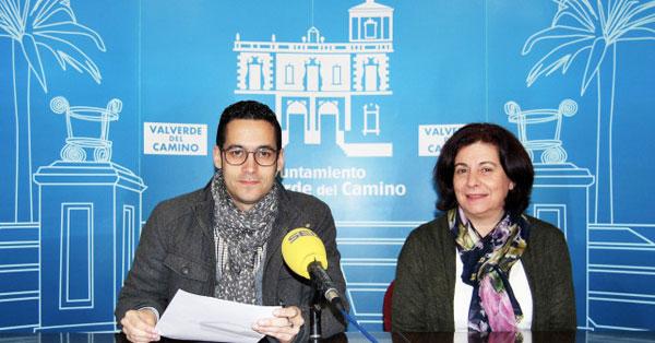 Javier Becerril durante su intervención.