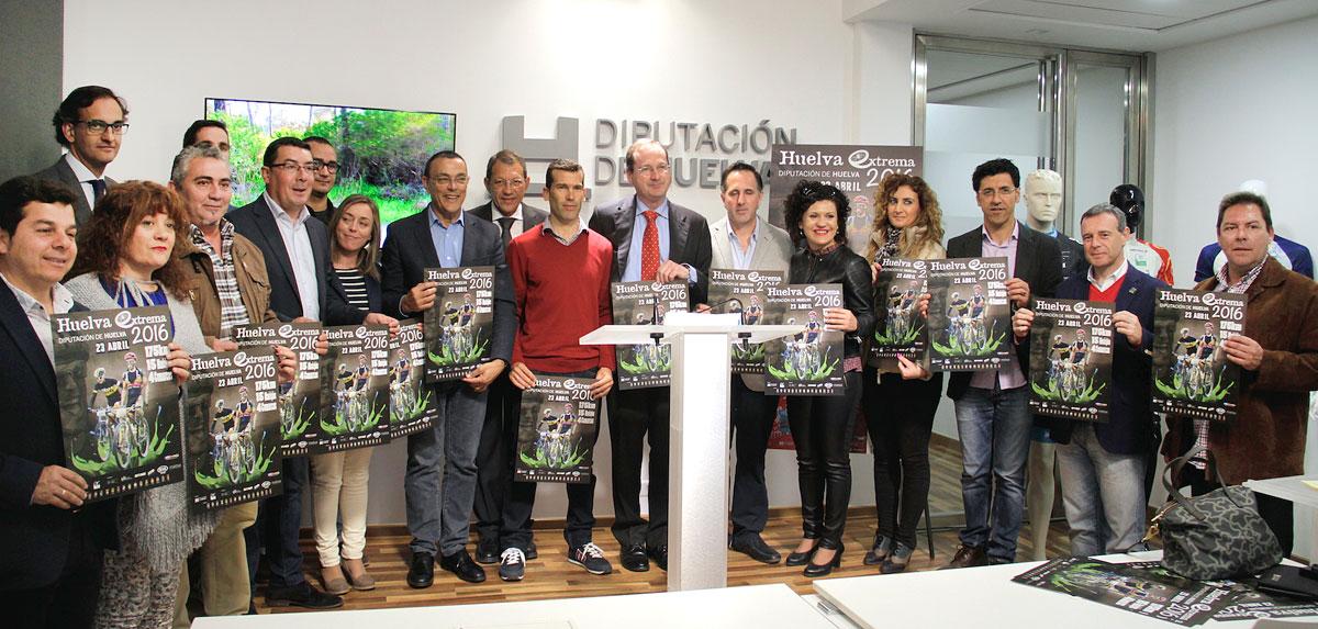 """Presentación de la """"Huelva Extrema 2016"""""""