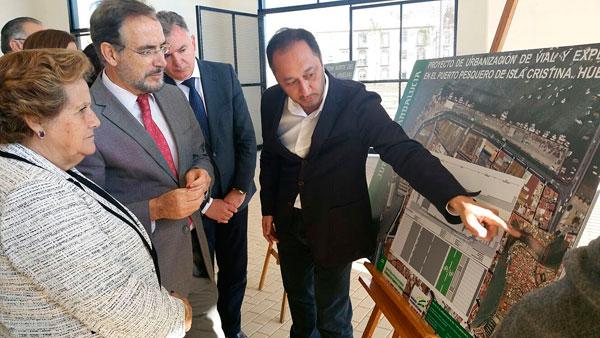 Imagen de la visita.