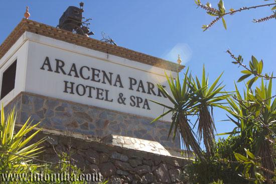 Imagen del Hotel Aracena Park.