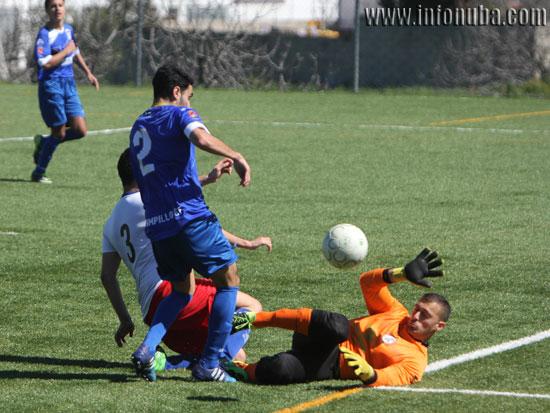 El Campillo C.F. 7-1 Villablanca C.D.
