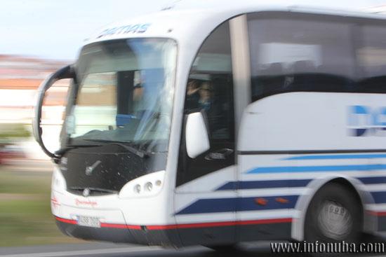 Imagen de un vehículo de la empresa Damas S.A.