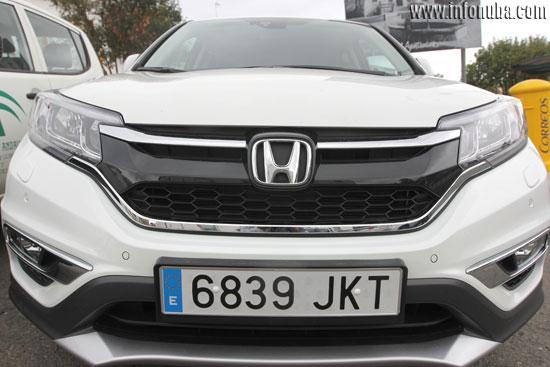 Imagen de un vehículo Honda.