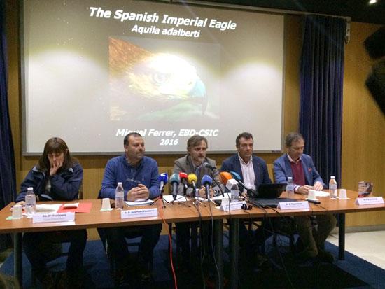 Imagen de la presentación del proyecto científico.