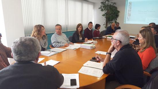 Reunión del Consejo Provincial de Medio Ambiente y Biodiversidad.