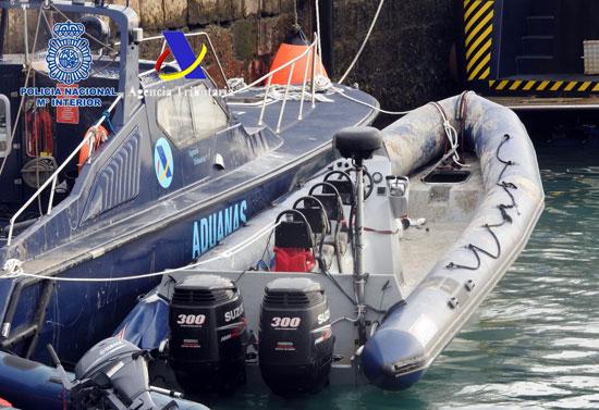 Imagen de embarcación utilizada.