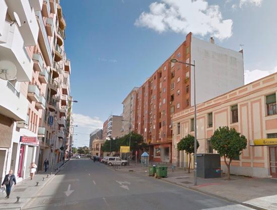Imagen de la Avenida Italia.