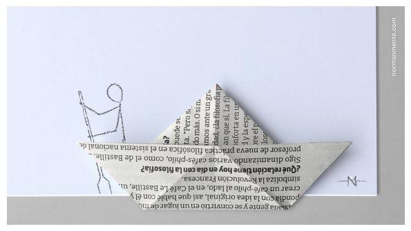 """Imagen de la lámina """"Monigote"""", cedido por Norman Gracia."""