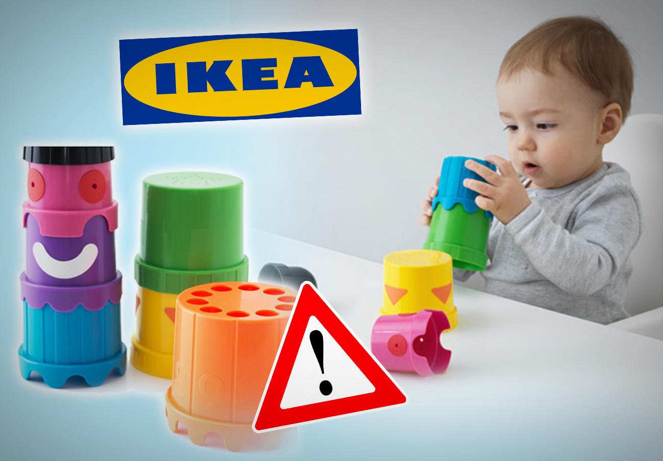 Facua alerta a ikea del peligro para los ni os de unos - Ikea mobiliario para ninos ...