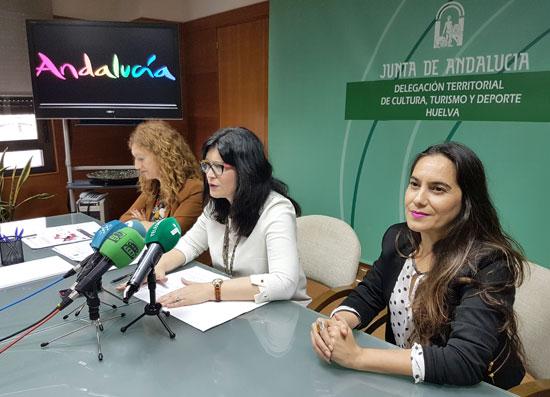 """Presentación del espectáculo """"Imágenes del Ballet Flamenco de Andalucía""""."""