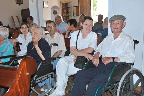 Imagen de una de las actividades en el municipio de Cartaya.
