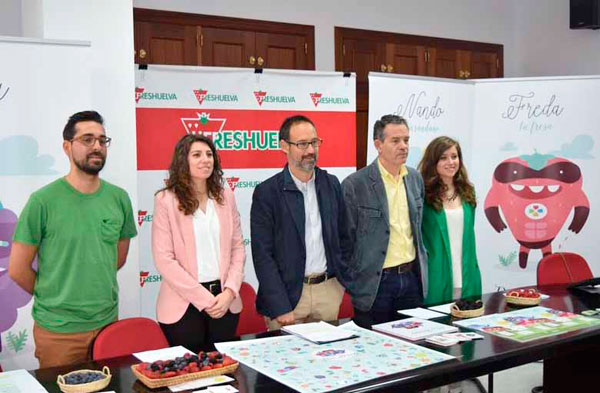 Acto de presentación de la iniciativa.