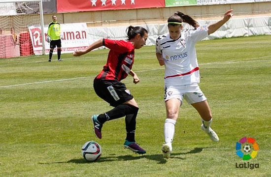 Sporting Club de Huelva 2-2 Fundación Albacete
