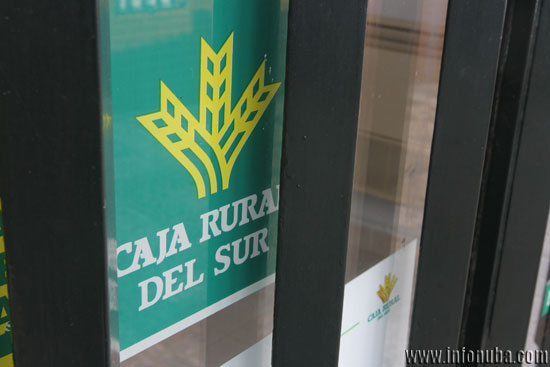Imagen de la oficina de Caja Rural en Berrocal.