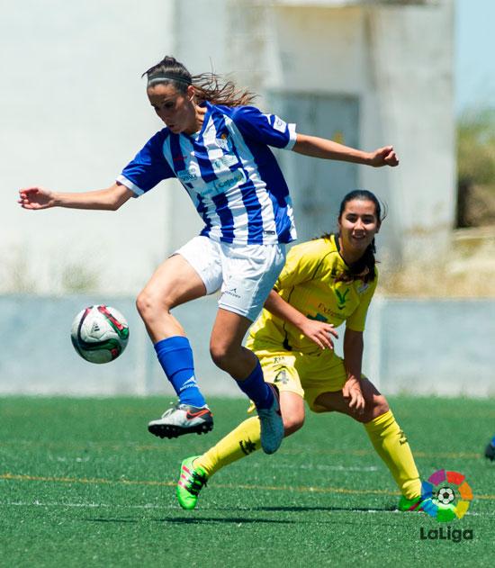Sporting de Huelva 1-0 Santa Teresa C.D.