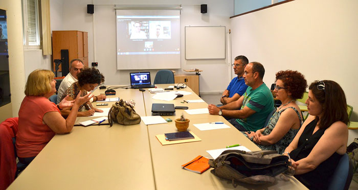 Imagen de los participantes en el estudio.
