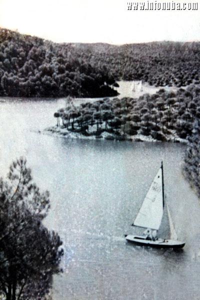 Imagen de archivo del embalse del Zumajo.