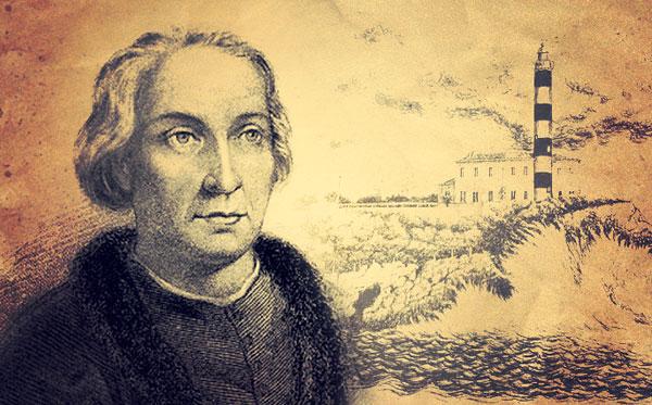 Imagen de Cristóbal Colón.