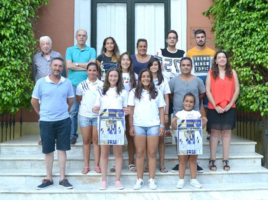 El Fundación Cajasol Sporting presentó en la jornada de ayer su nueva campaña de socios para la temporada 2016/17.