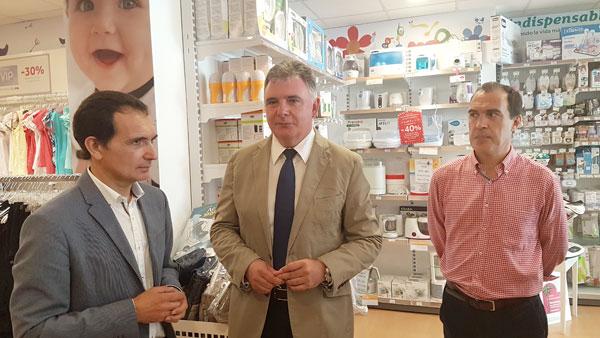 Imagen de la visita a la empresa Eslouan.
