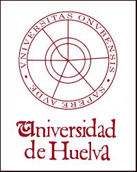 Logo de la Universidad de Huelva.