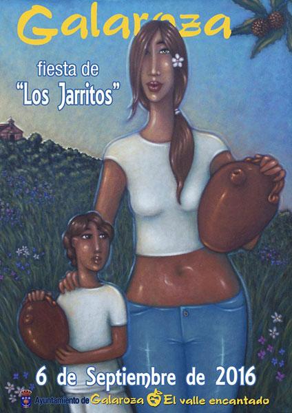Cartel de la Fiesta de los Jarritos.