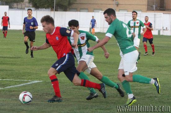 Olímpica Valverdeña 0-0 Recreativo de Huelva