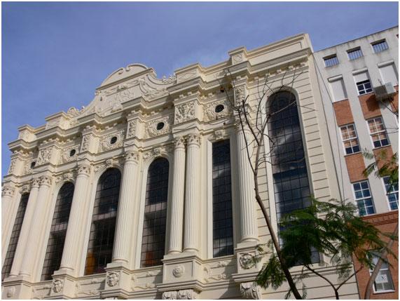 Imagen del Gran Teatro de Huelva.
