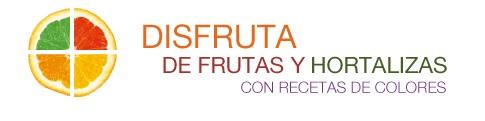 'Disfruta de frutas y hortalizas con recetas de colores'
