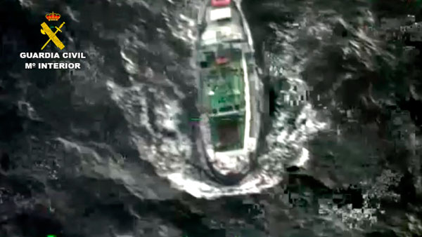 Imagen de la embarcación.