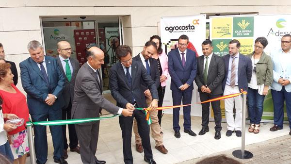 Inauguración de Agrocosta 2016.