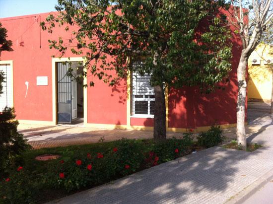 Imagen de uno de los centros en Isla Cristina.