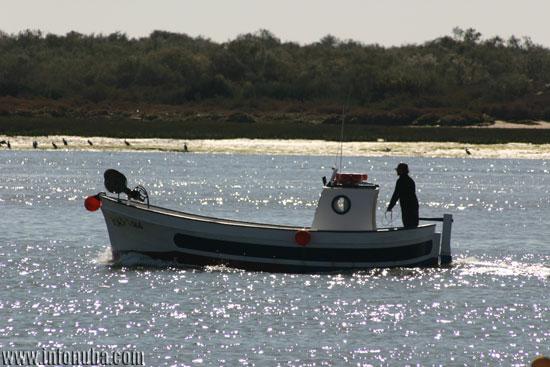 Imagen de una embarcación pesquera.