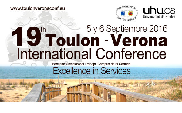 19th Toulon-Verona Conference