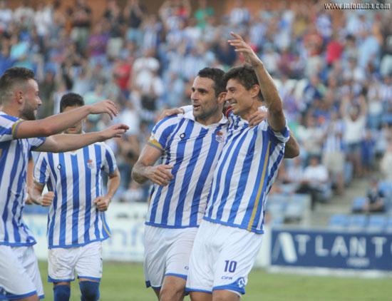 Recreativo de Huelva 2-1 Extremadura U.D.