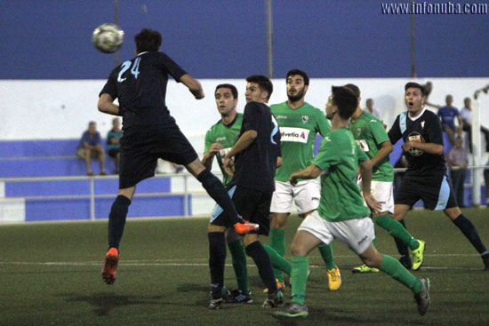 Bollullos C.F. 2-1 Atlético Cortegana