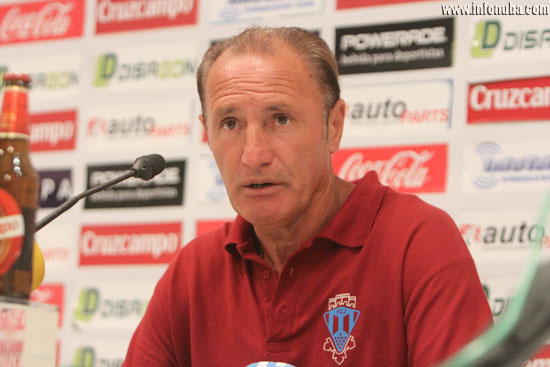 Argimiro Pérez García en rueda de prensa.