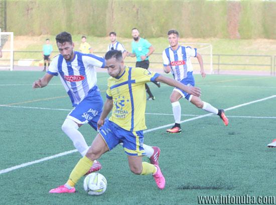 C.D. Moguer 0-4 Bollullos C.F.