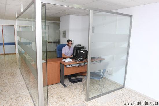 Imagen de la nueva instalación.