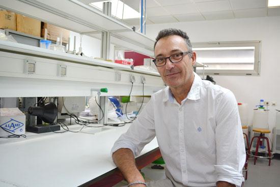 Antonio Castro Dorado, catedrático de Petrología y Geoquímica de la Universidad de Huelva.