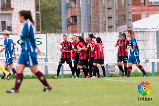 Oiartzun KE 1-1 Sporting de Huelva