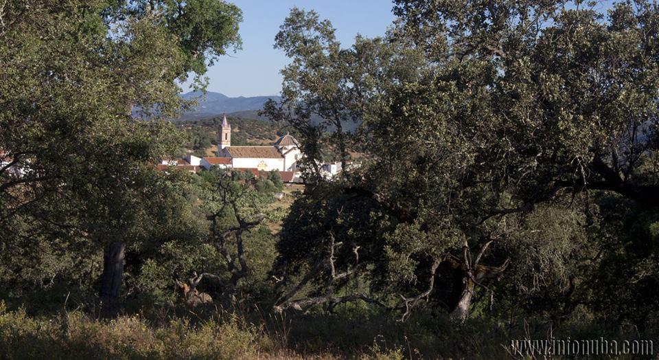 Imagen de la localidad de Campofrío.