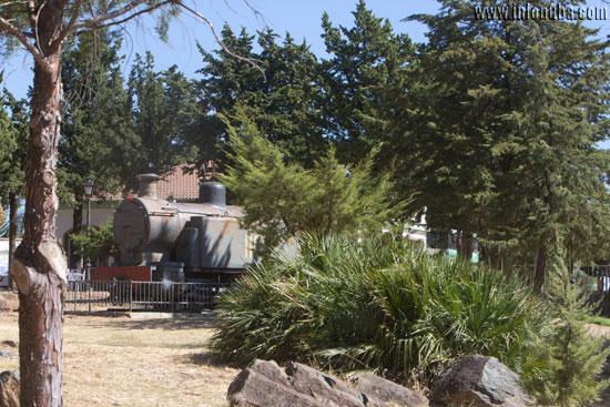 Parque de los Cipreses