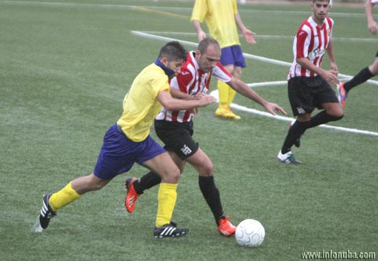 Riotinto Balompié 1-0 Repilado C.D.
